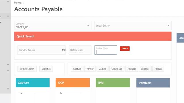 AP Portal Overview